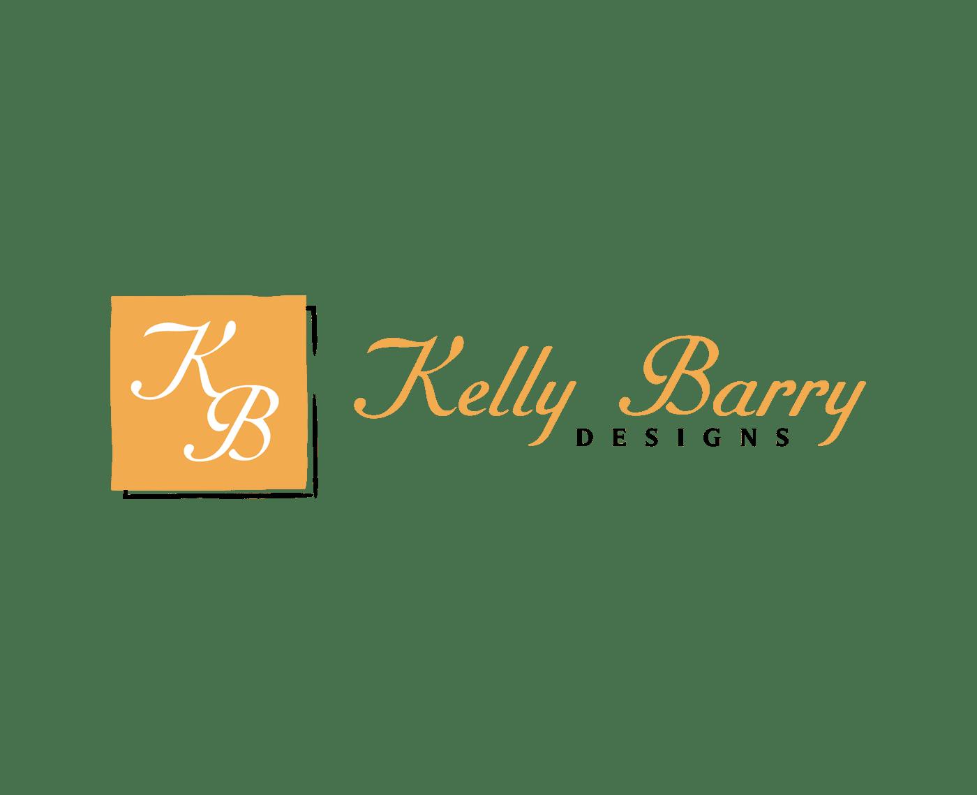 Kelly Barry Designs Logo Design Concept